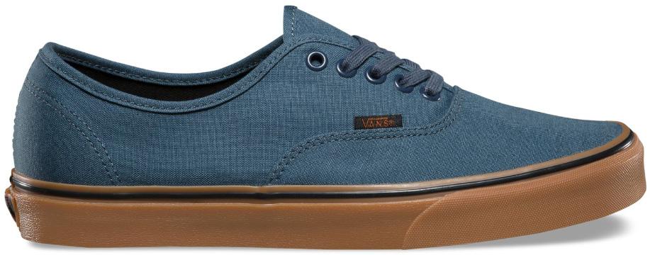 b5de4ea104e6 Vans Gum Authentic Casual Shoes - Unisex with Free S H — CampSaver
