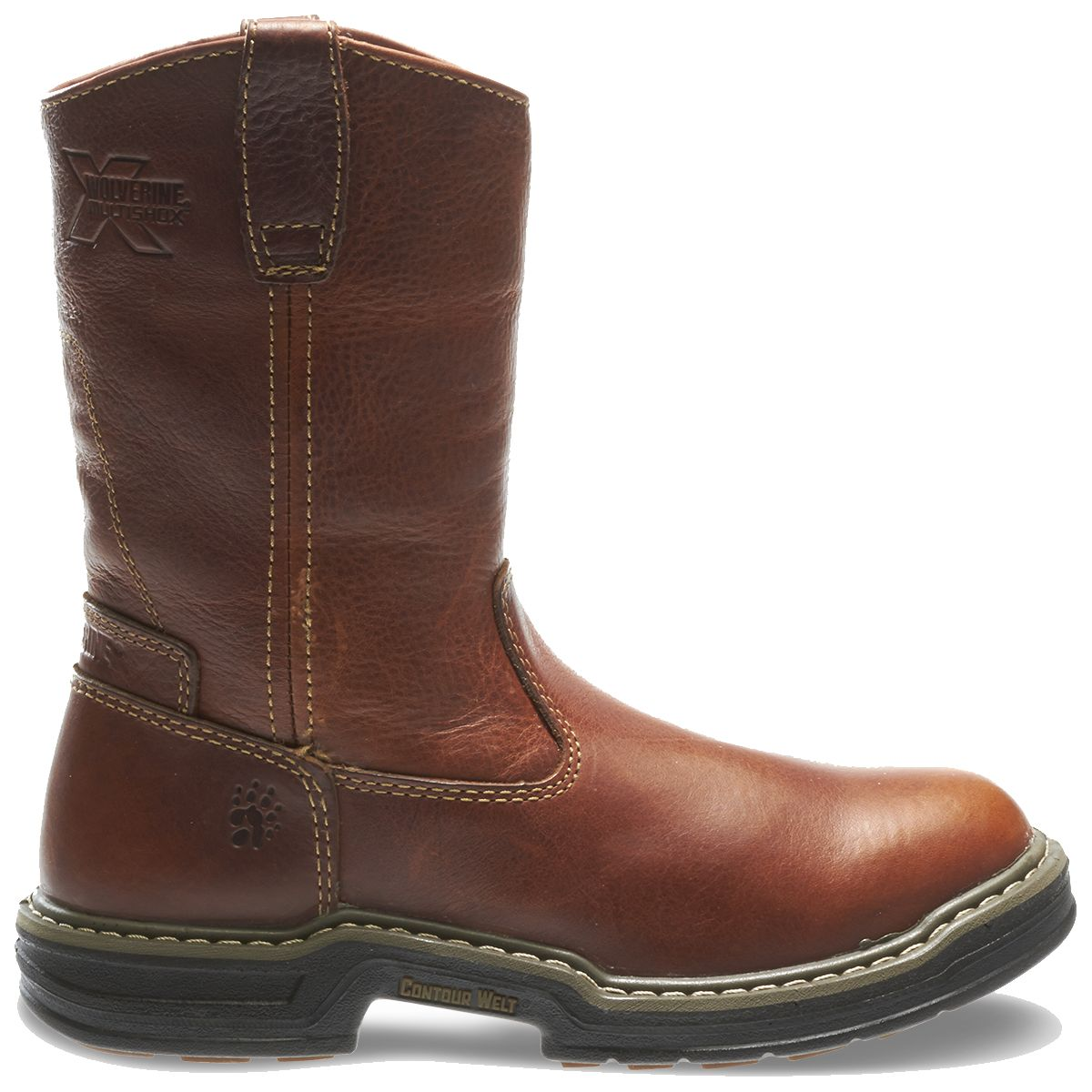 cab56c6f328 Wolverine Raider Wellington Boot - Mens
