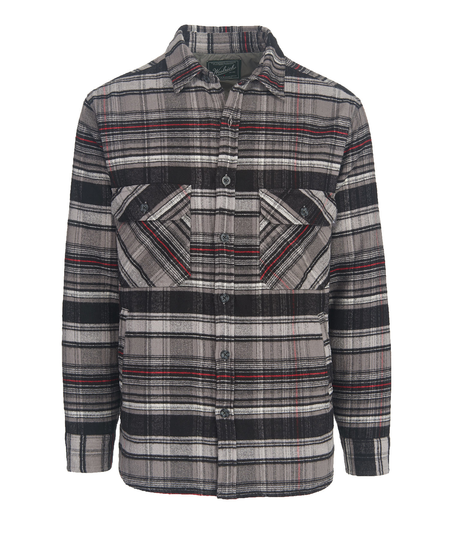 Woolrich Mens Oxbow Bend Shirt Jac