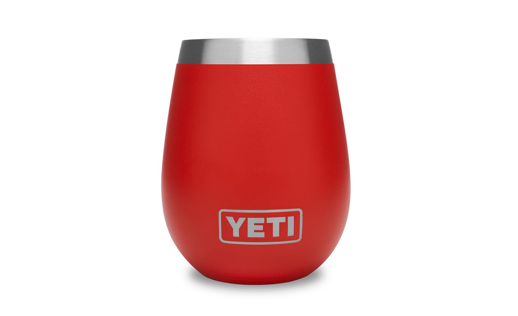 2aa9fd0c3d6 Yeti Rambler 10 oz Wine Tumbler — CampSaver